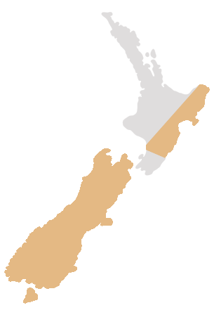 areas serviced in new zealand